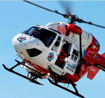 Picture of Nelson Marlborough Rescue Helicopter - Donation