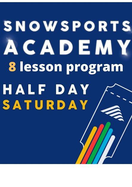 Picture of Snowsports, Academy, Ski/Board Saturday